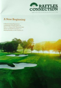 2014 05 - Raffles Country Club cover